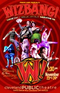 Wizbang! Holiday Show! Cleveland Public Theatre