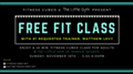Free Fitness Cubed Class