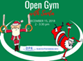 Open Gym with Santa at Olmsted Performing Arts