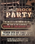 New Years Eve: Black Tie Block Party