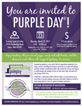 Purple Day Party