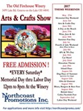 Old Firehouse Winery Arts & Crafts Show - Island Days
