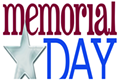 78th Annual Memorial Day Flea Market