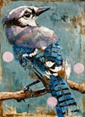 Wildlife In Wax: Encaustic Paintings by Derek Brennan