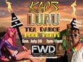 Kaos Luau Dance & Pool Party