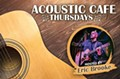 Acoustic Cafe with Eric Brooke
