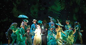 The Flying Monkeys Will Save Us, Or at Least Distract Us For a Moment, in the Soaring 'Wicked' at Playhouse Square