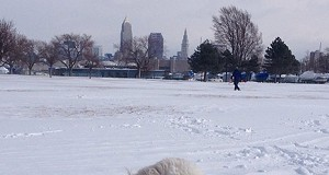 25 Photos of Cleveland vs. the Snow