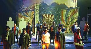 Sondheim's 'Assassins' Impresses at Near West Theatre