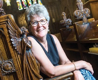 The Very Rev. Tracey Lind