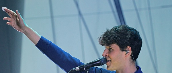 Indie Rockers Vampire Weekend Take an Adventurous Approach at Jacobs Pavilion at Nautica