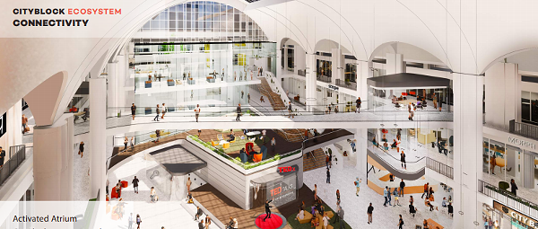 Tower City Could Become Nation's Largest and Most Advanced Technology and Entrepreneurial Ecosystem Hub Slash Water Park