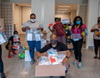 Masks4Community Made 77,000 Free Mask Kits to Distribute in Cleveland and East Cleveland
