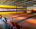First Look: Forest City Shuffleboard Arena and Bar in Ohio City