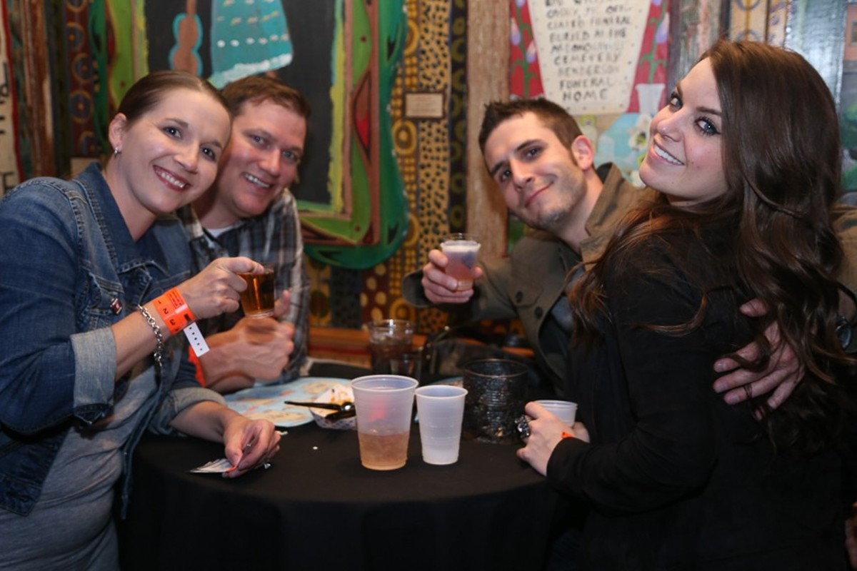 House of Blues hosts its annual Local Brews Local Grooves. See: Saturday.