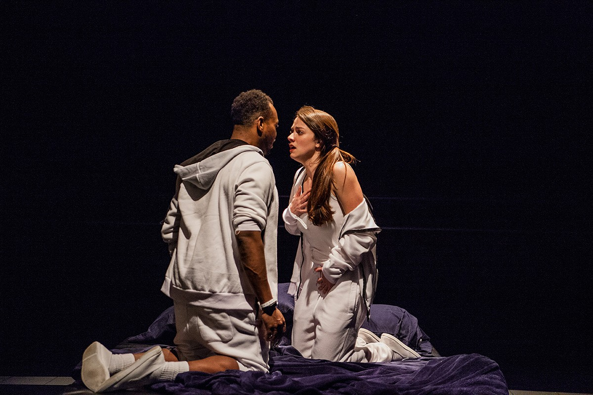 Is it love, lust or antidepressants? 'The Effect' wants to know.