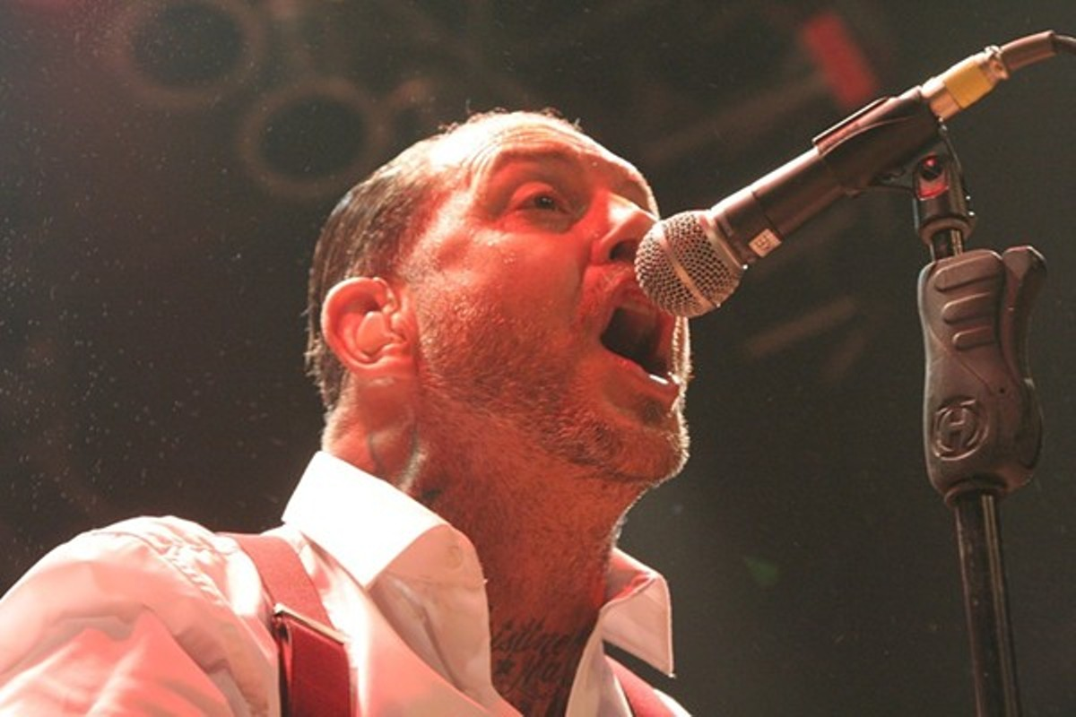 Social Distortion performs at the Rock Hall. See: Saturday.
