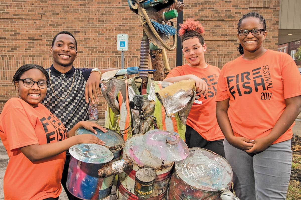 FireFish Festival returns to Lorain. See: Friday