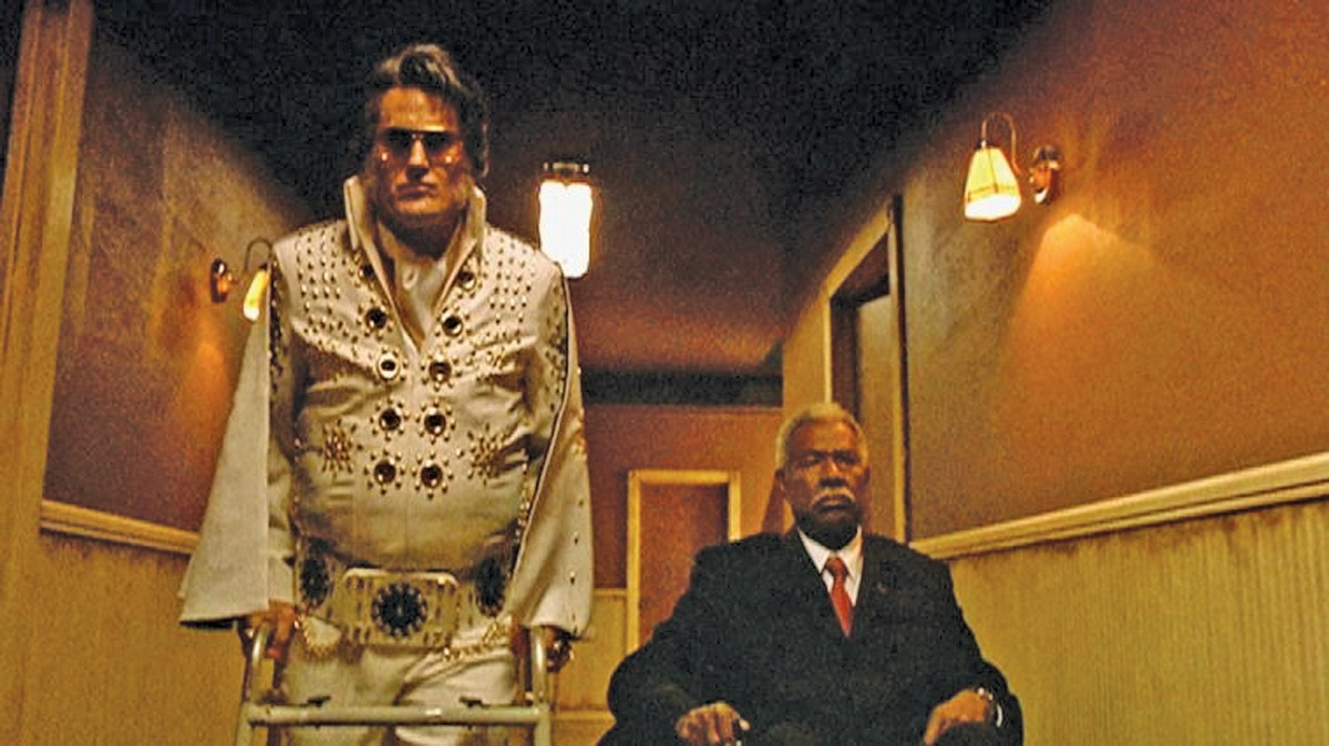 Bubba Ho-Tep shows at the Capitol Theatre as part of the annual 12 Hours of Terror movie marathon. See: Saturday.