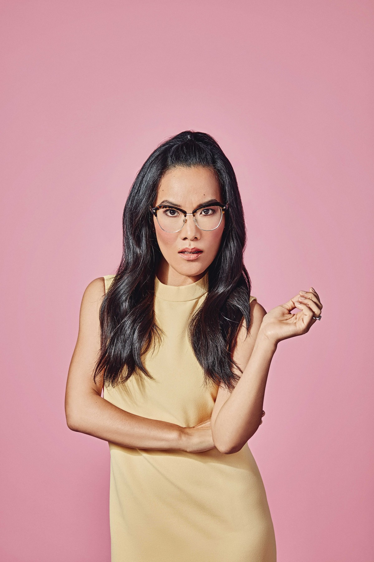 Comedian Ali Wong comes to the Masonic Auditorium. See: Friday.
