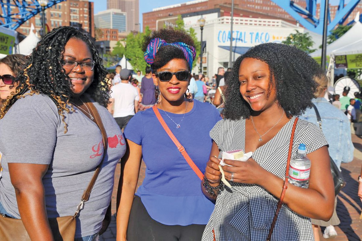 Taste of Summer returns to the East Bank of the Flats. See: Friday.