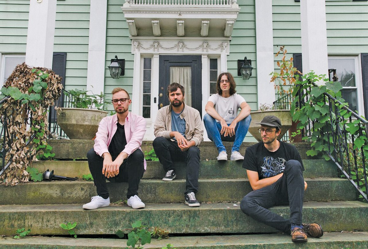 Cloud Nothings are one of the headliners at this year's Burning River Fest. See: Friday.