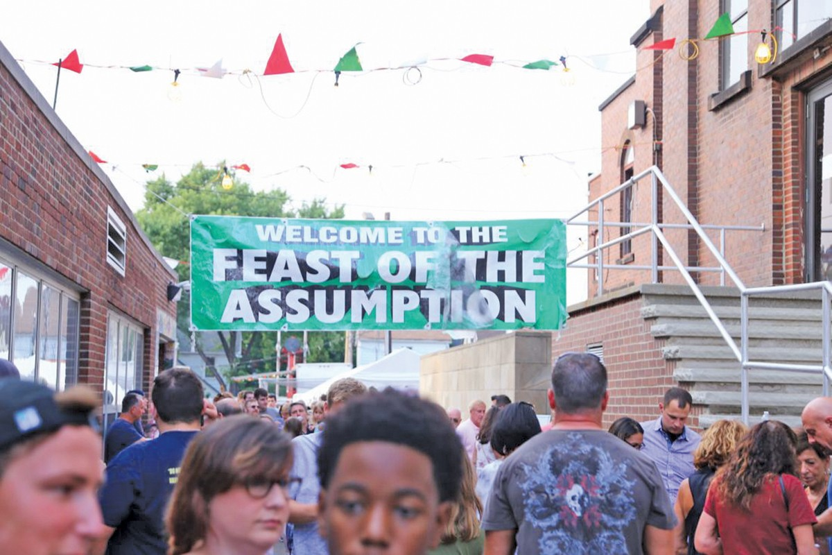 The annual Little Italy fest is the place to be this weekend.