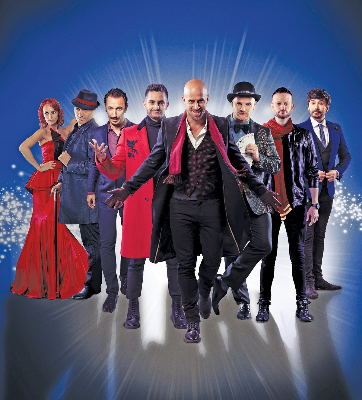 The Illusionists bring their magical act to Connor Palace. See: Wednesday.