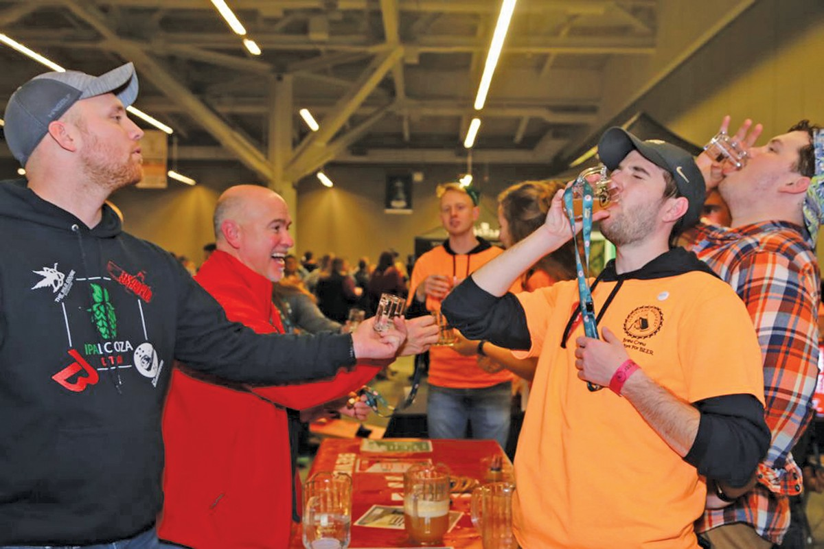 Cleveland Beerfest returns to the Huntington Convention Center of Cleveland.