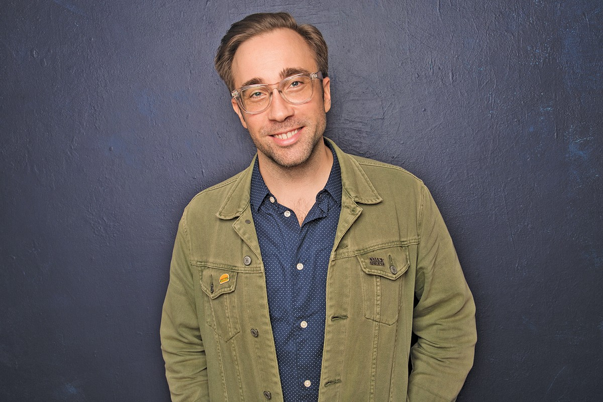 Comedian Jim Tews comes to Hilarities for two shows. See: Wednesday.