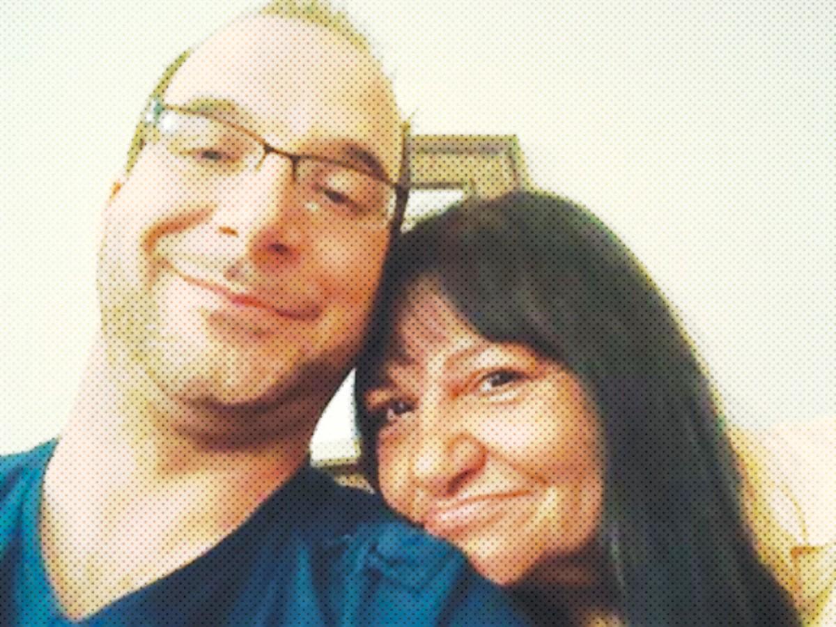 Nick DiCillo and his mother, Celeste DiCillo