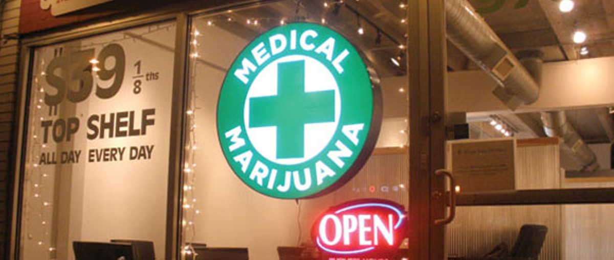 A dispensary in Denver, Colorado