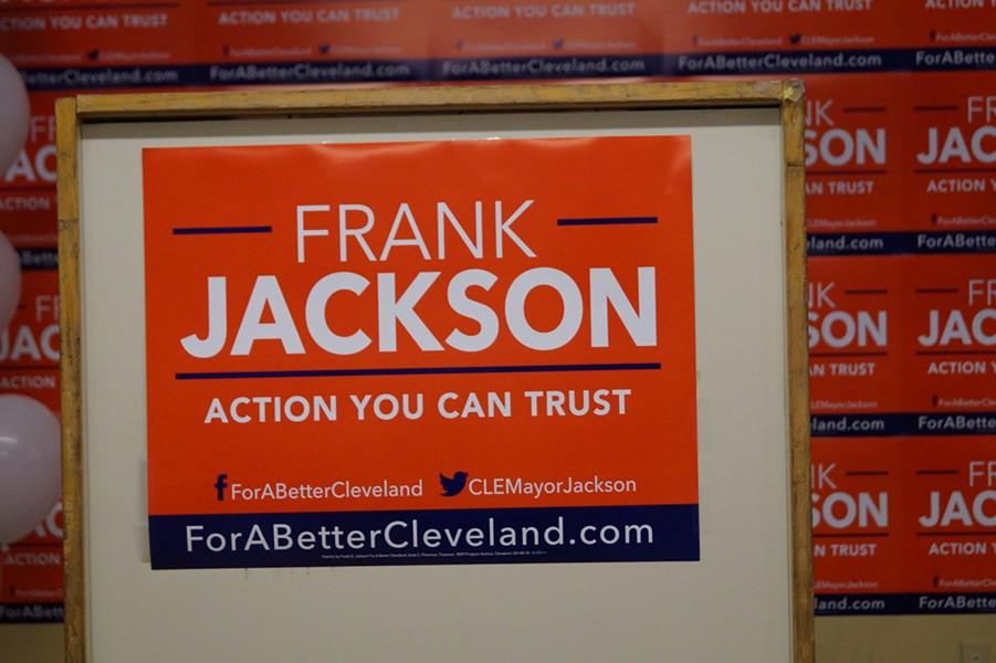 Frank Jackson Campaign HQ (9/12/17) - SAM ALLARD / SCENE