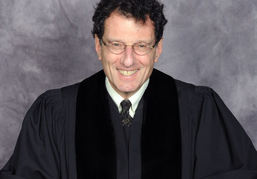 Federal judge Dan Polster - PHOTO COURTESY NORTHERN DISTRICT COURT