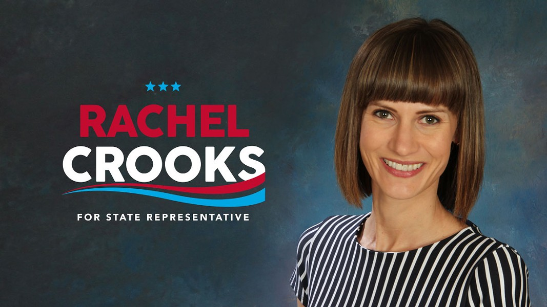 COURTESY OF RACHEL CROOKS FOR OHIO