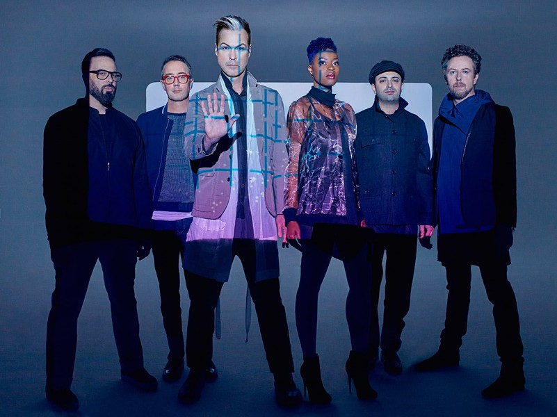 Fitz and the Tantrums - COURTESY OF LAURELIVE