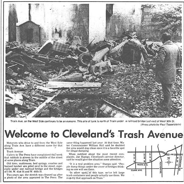 Cleveland Press 1980