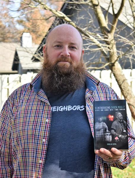 Author and musician Doug Esper. - COURTESY OF DOUG ESPER