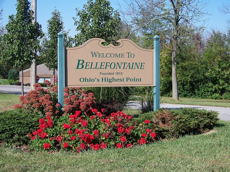 CITY OF BELLEFONTAINE