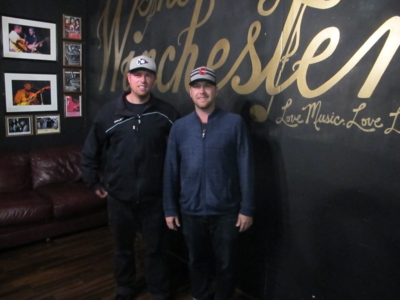 The Winchester's new owners. - JEFF NIESEL