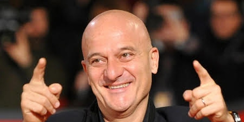 "Italian actor, Claudio Bisio, ""Benvenuto Presidente"""