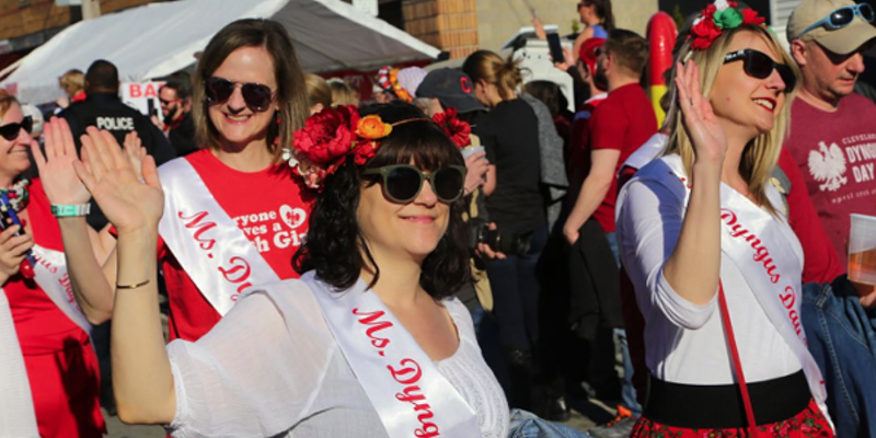 Dyngus Day returns with limited attendance.
