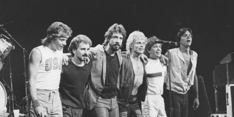 Get Some Good Vibes From Michael Stanley's 1980s Blossom Shows and Give Some Good Vibes as the Legend Deals With Health Problems