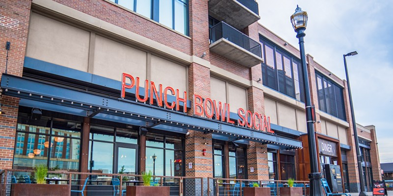 Punch Bowl Social to Reopen in the Flats on June 9