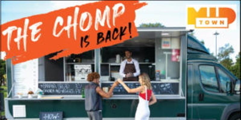 MidTown's Weekly Food Truck Corral the Chomp Has Returned