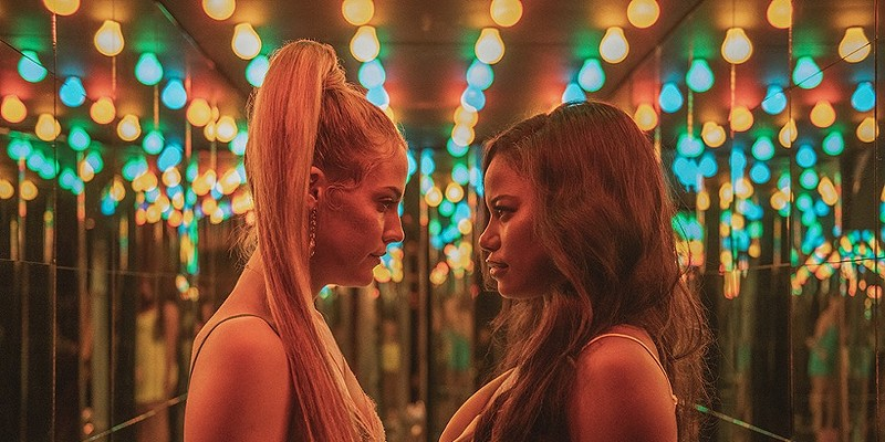 Riley Keough and Taylour Paige bring #TheStory to life.