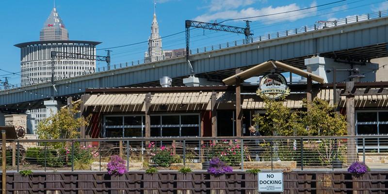 Merwin's Wharf has reopened