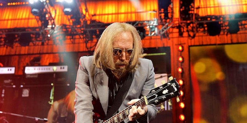 Petty playing Cleveland in 2017
