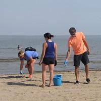 Adopt-a-Beach Shoreline Cleanup