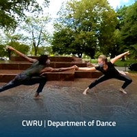 Dept of Dance at CWRU announces Spring 2021 Performance Alchemy